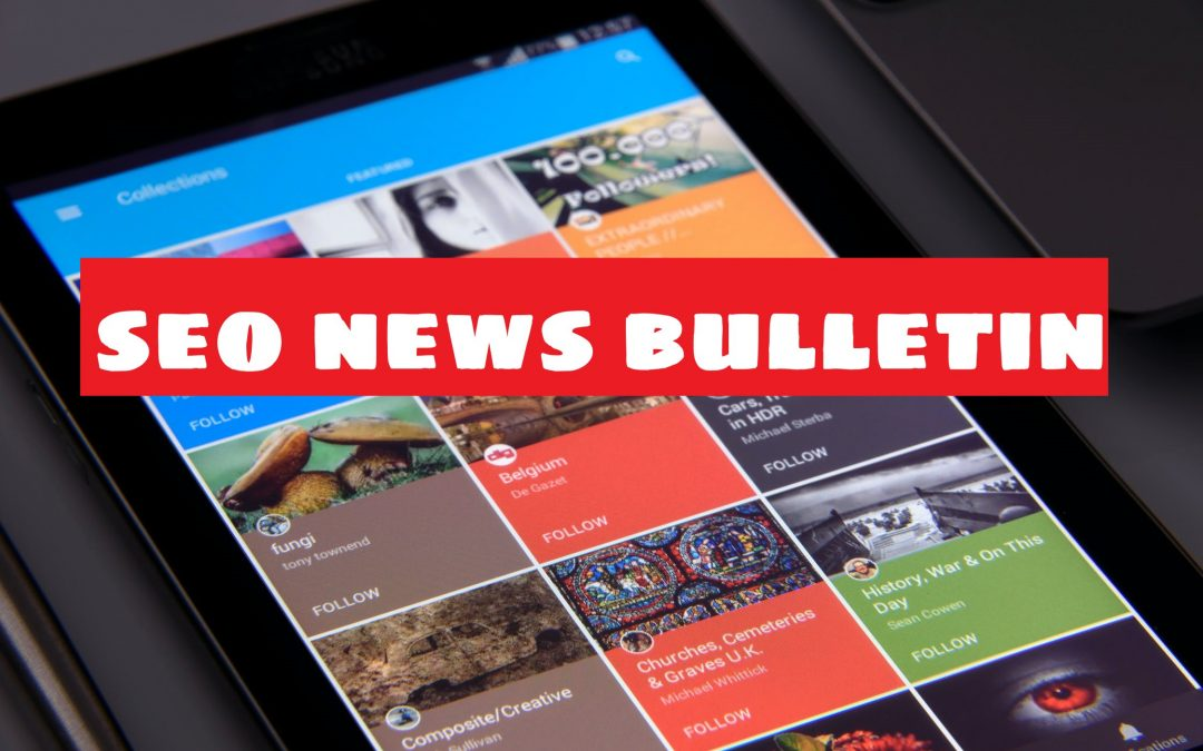 SEO News Bulletin – 30th January 2021